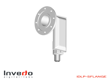 Inverto IDLP-SFlange универсальный фланцевый