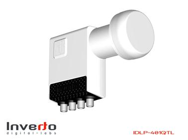Inverto IDLP-401QTL Quattro (под мультисвитч)