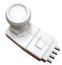 Invacom QPH-031 Для НТВ+! L,R,H,V- в одной LNB!!!, 0,3dB, с облучателем