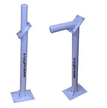 Настенное крепление для антенн до 1,4 м, вынос 0,7м