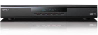 Цифровой ресивер Topfield TF5010PVR Masterpiece