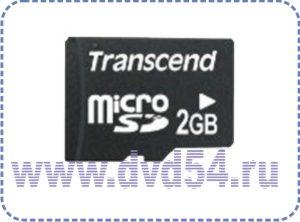 Transcend micro SD
