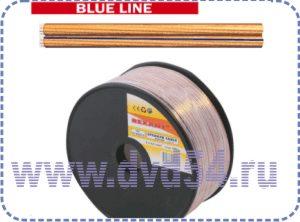 Кабель акустический Blue Line 2х2