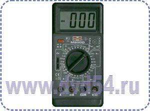 Цифровой мультиметр  890D Mastech, Мастер, DT