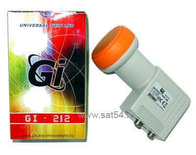 Универсальный конвертор на 2 выхода Gi-212