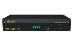 BigSAT Golden 1 CR HD