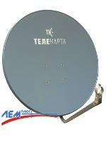 Спутниковая офсетная антенна SK 80-PW (830*900мм)