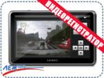 GPS Навигатор + видеорегистратор TEXET TN-515 DVR