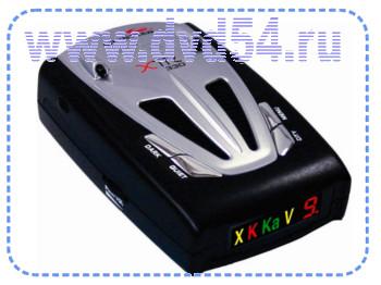 Радар-детектор Whistler XTR 330