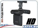 TEXET DVR-101HD (видеорегистратор с ночной подсветкой)