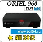DVB-T2 приставка Oriel 960