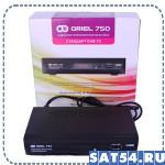 Oriel 750 - DVB-T2 приставка