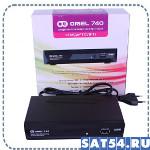 Oriel 740 - DVB-T2 приставка