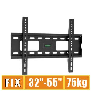 """PLB-34 - Кронштейн на стену для телевизора или монитора (стальной, 32-55"""")"""
