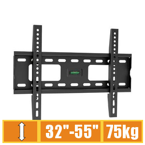 """PLB-35 - Кронштейн наклонный для телевизора или монитора (стальной, 32-55"""")"""