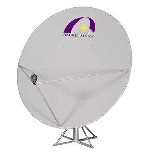 Антенна спутник. офсетная OPENMAX AZ-150 FM3-P1