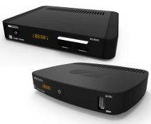 Система для приема цифрового спутникового телевидения из двух приемников GS E501/GS C591