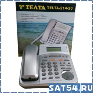 Телефон ТЕЛТА 214-20