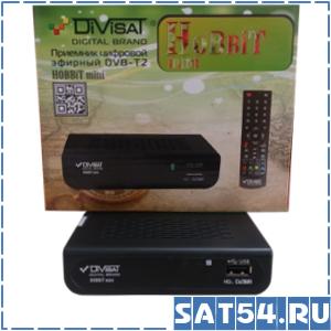 Приставка цифрового ТВ (DVB-T2) Divisat Hobbit mini