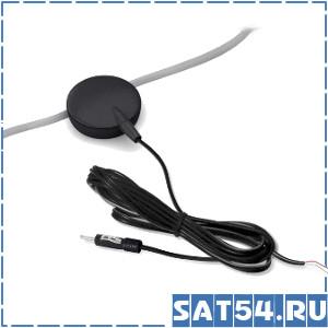 Автомобильная антенна Магистраль-2  (внутрисалонная, активная, TV, радио)