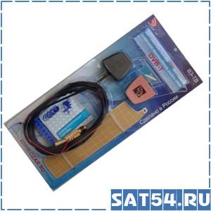 Авто-антенна ОЗАР В3 ТВ  и B3 ТВ+FM (активная, внутрисалонная)