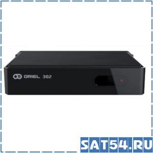 Приставка цифрового ТВ (DVB-T2) Oriel 302D