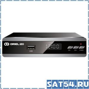 Приставка цифрового ТВ (DVB-T2) Oriel 120