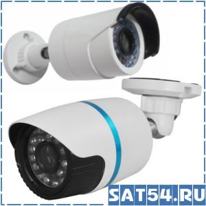 Камеры видеонаблюдения AHD Орбита