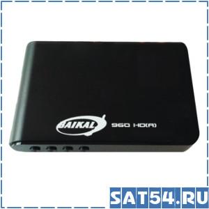 Приставка цифрового ТВ (DVB-T2) BAIKAL 960 HD(A)