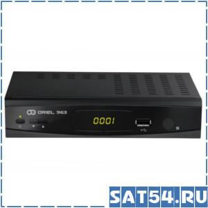 Приставка цифрового ТВ (DVB-T2) Oriel 963