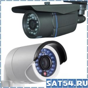 Цифровые IP камеры видеонаблюдения Орбита.