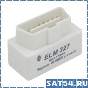 ELM 327 BT mini белый v1.5