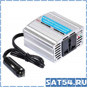 Автомобильный инвертор BURO BUM-8103CI200 200W/USB PORT