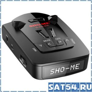 Радар-детектор SHO-ME G475 GPS