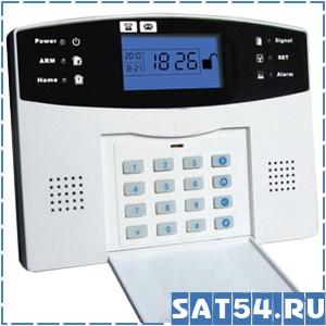 Охранная сигнализация gsm - G2B для дома и дачи