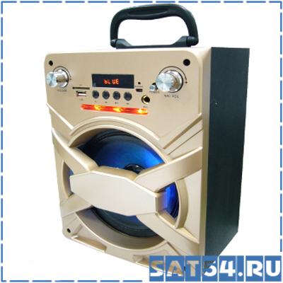 Колонка портативная с BLUETOOTH MP3 Орбита KTS-626