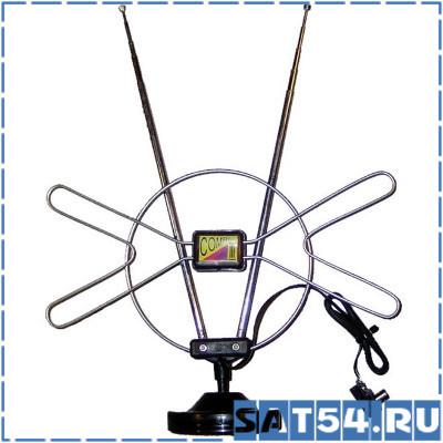 Антенна комнатная Orbiton  К3 цифровая (МВ-ДМВ/DVB-T2/3дБ)