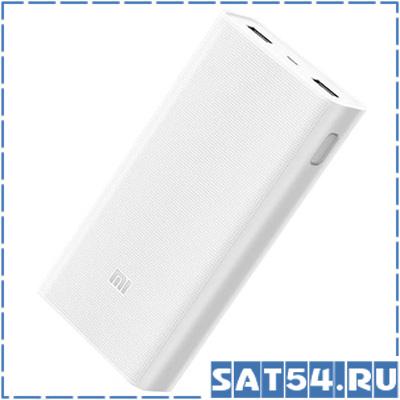 "Power bank ""Xiaomi style"" MI 2 (8000mAh, 5V, 1USB-1000mA, металл)"