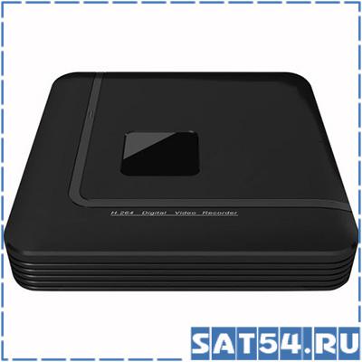 Видеорегистратор AHD 8-канальный AHD-408 (8 камер, SATA до 6ТБ)