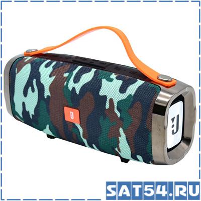 Портативная MP3 колонка Bluetooth 2018 (15W/ AUX-3.5мм/ USB / TF/3.7В/3000mA, аккум)