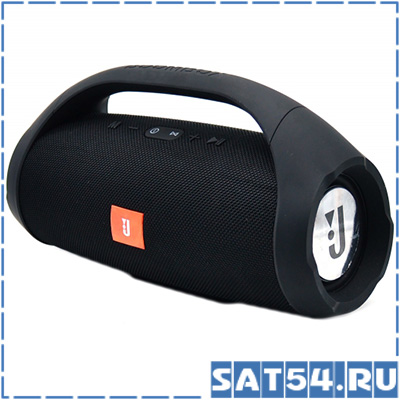 Портативная MP3 колонка Bluetooth BOOM BOX (15W/ AUX-3.5мм/ USB / TF/3.7В/10000mA, аккум)