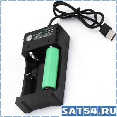 Зарядное Устройство для аккумуляторов 02U