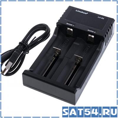 Зарядное устройство для аккумулятора LiitoKala Lii-S2