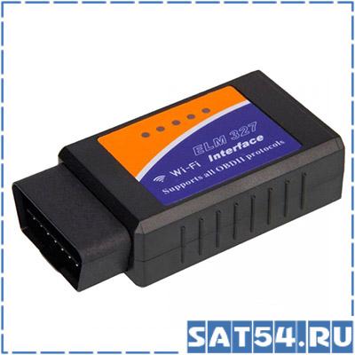 Автосканер C-34 (OBD2, V1.5) Wi-Fi