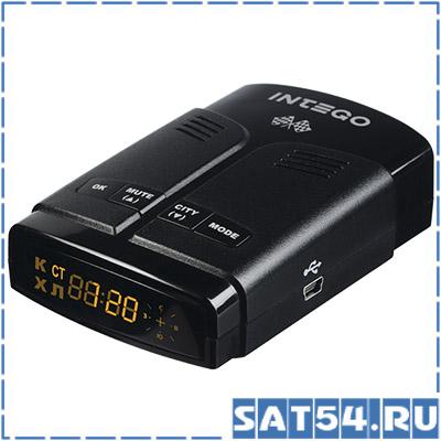 Антирадар INTEGO GP Gold с GPS приемником