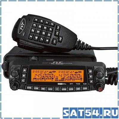 Автомобильная радиостанция TYT TH-9800 (4-х диапазонная:  27 MHz, 50 MHz, 144 MHz, 430 MHz)