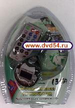 FM-трансмиттер с USB/MP3-плеером  к.135