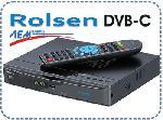 DVB-C ресивер ROLSEN RDB- 401 (CI)