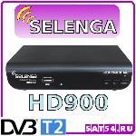 DVB-T2 приемник SELENGA HD900