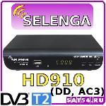 DVB-T2 приемник SELENGA HD910